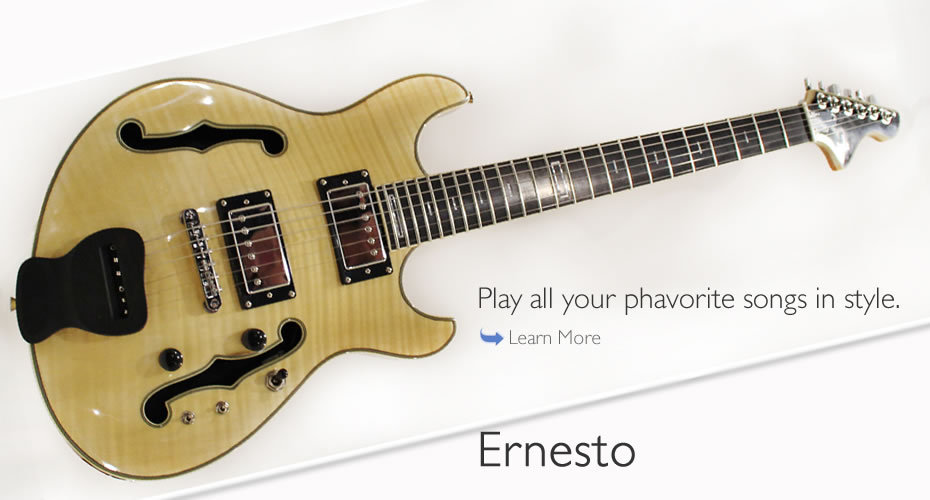 PHRED instruments Ernesto Billboard