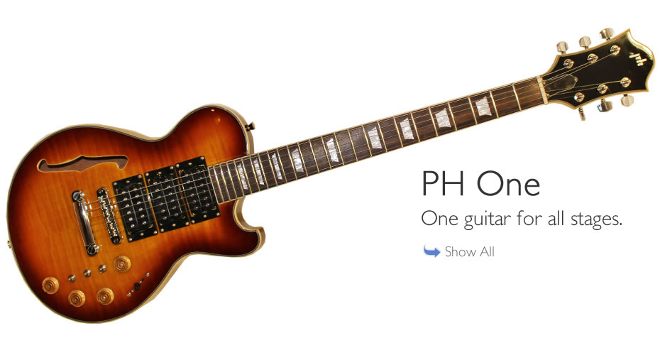 PHRED instruments PH One
