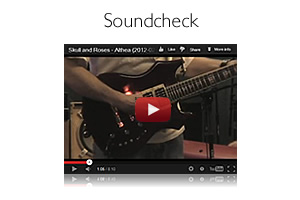 PHRED instruments Soundcheck - Listen to demos of PHRED instruments guitars.