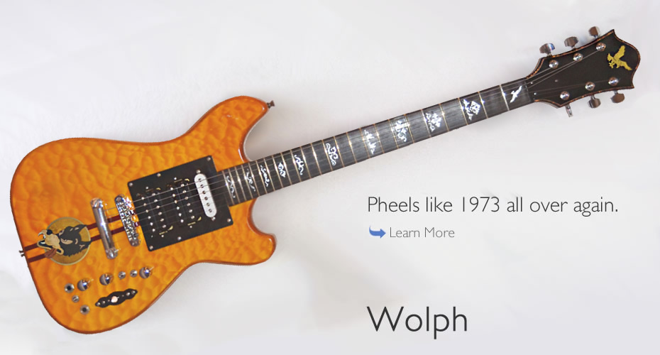 PHRED instruments Wolph