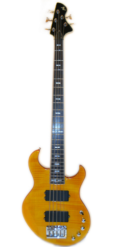 PHRED instruments Saguaro 5-string Bass
